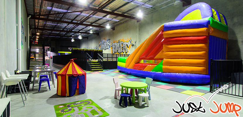 Just Jump WA Trampoline Centre